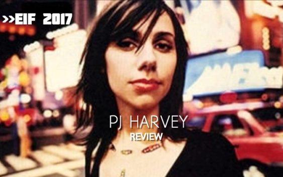 Review: PJ Harvey, Edinburgh International Festival, The Playhouse - Access All Areas Edinburgh
