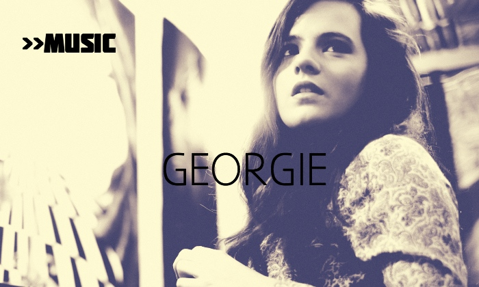 listen rising star georgie releases new single ahead of. Black Bedroom Furniture Sets. Home Design Ideas