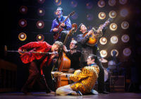 Review, Million Dollar Quartet, Edinburgh Playhouse