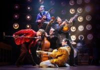 Review, Million Dollar Quartet, Edinburgh Playhouse