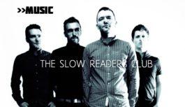 The Slow Readers Club announce new album – and Edinburgh gig
