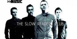 Slow Readers Club share new single – and announce Edinburgh gig
