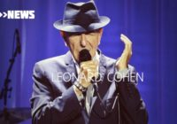 Final chapter of Leonard Cohen poetry to be released by Edinburgh publishers