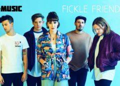 Fickle Friends announce debut album and UK tour, including Edinburgh date