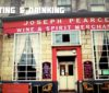 Eating & Drinking: Joseph Pearce's