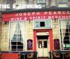 Eating & Drinking: Joseph Pearce's
