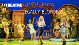 Review: Legally Blonde, Festival Theatre