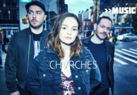 Chvrches announce 2019 UK and Ireland tour