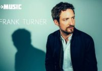 Frank Turner to visit Edinburgh on UK tour