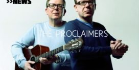 The Proclaimers announce new album ahead of UK tour