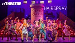 Review: Hairspray, Edinburgh Playhouse