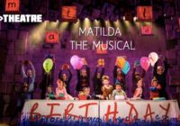 Review: Matilda The Musical, Edinburgh Playhouse *****