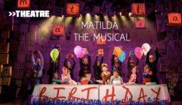 Review: Matilda The Musical, Edinburgh Playhouse *****
