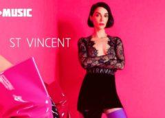 St Vincent announces summer gig at the Edinburgh Playhouse