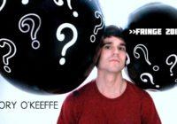 Fringe Q&A: Rory O'Keeffe