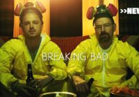 Aaron Paul says he'd 'love to' star in Breaking Bad movie
