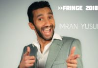 Fringe interview: Imran Yusuf