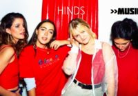 Spanish indie band Hinds heading for Edinburgh