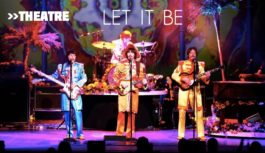 Review: Let It Be, Edinburgh Playhouse
