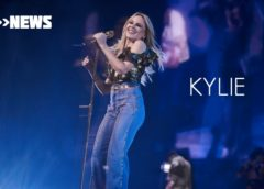 Kylie Minogue announces Edinburgh Castle gig