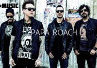 Papa Roach to visit Edinburgh on 2019 UK tour