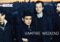 Listen to two new songs from Vampire Weekend