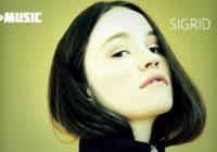 Norwegian pop sensation Sigrid announces Edinburgh gig