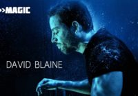 David Blaine to kick off first-ever UK tour in Edinburgh