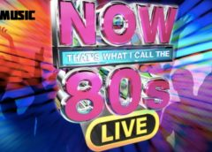 NOW That's What I Call The 80s is coming to Edinburgh with a live tour