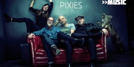 Pixies share trailer for new podcast ahead of Edinburgh gig