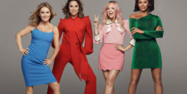 Watch as the Spice Girls rehearse for their Edinburgh gig