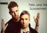 Fringe Q&A: Felix and the Scootermen