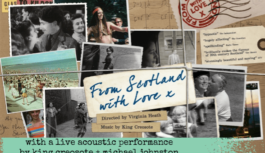 From Scotland With Love to be performed at Usher Hall