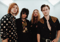 Glam rockers The Struts heading to Edinburgh