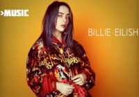 Billie Eilish records the new James Bond theme
