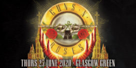 Guns N' Roses announce huge outdoor gig in Scotland