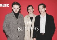 Rising stars The Blinders announce intimate Edinburgh gig