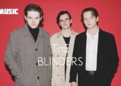 Rising stars The Blinders announce intimate Edinburgh gig