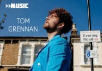 Chart star Tom Grennan to visit Edinburgh's Corn Exchange on UK tour