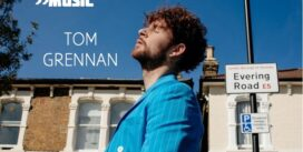 Chart star Tom Grennan to visit Edinburgh's Corn Exchange on UK tour